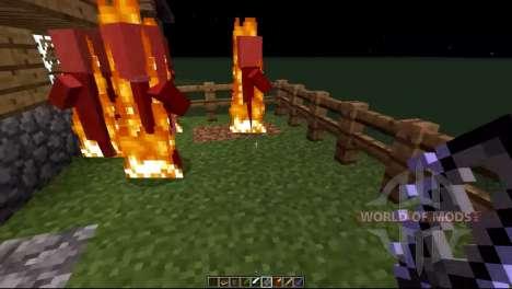 Las nuevas espadas para Minecraft