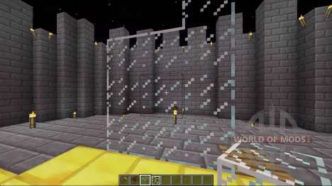 Realistichno de vidrio para Minecraft
