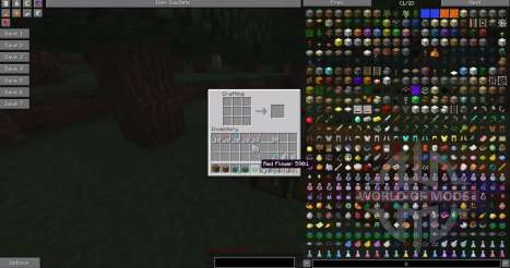 Nuevas plantas y pociones para Minecraft