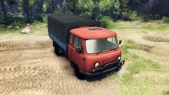 UAZ-39095 para Spin Tires