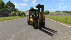 DSC Forklift para BeamNG Drive