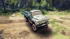 GAZ-52 para Spin Tires