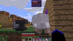 Bloques de información para Minecraft