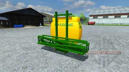 Esparcidor de Amazone v1.1 para Farming Simulator 2013