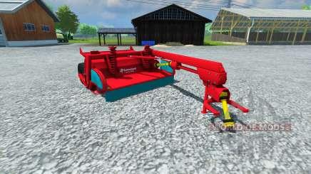 Kverneland Taarup 4028 Mower para Farming Simulator 2015