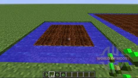 Planter Helper para Minecraft