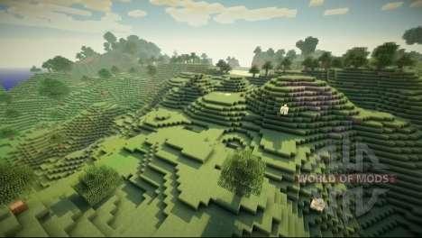 GLSL shaders para Minecraft