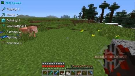 Nuevo nivel para Minecraft