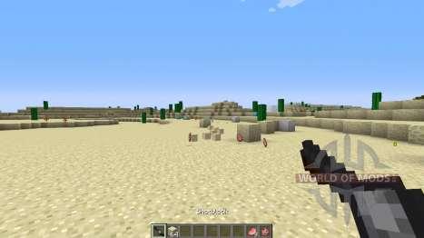 Pistola para Minecraft