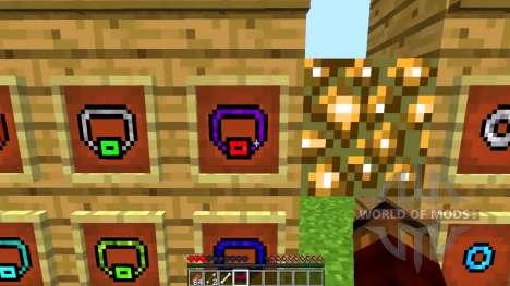 Amuletos para Minecraft
