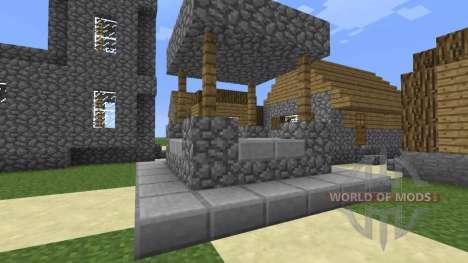 Superior de la aldea para Minecraft