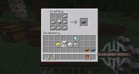 Horse armor ahora puede ser hecha a mano para Minecraft