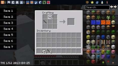 Armas para Minecraft