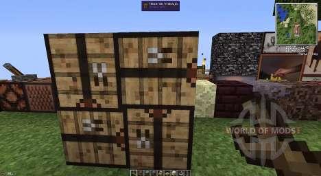 Volteo de bloques para Minecraft