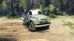 ZIL-130 v1.02 para Spin Tires