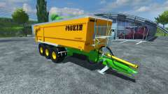 JOSKIN Trans-SPACE 8000-27 para Farming Simulator 2013