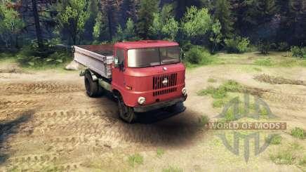 IFA W50 para Spin Tires