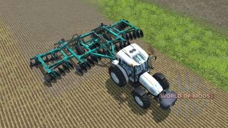 DIAMANTE PIB 6 v2.0 para Farming Simulator 2015