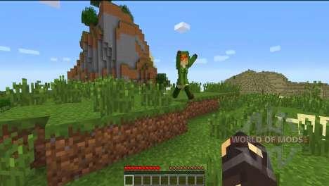 Lindo turbas para Minecraft