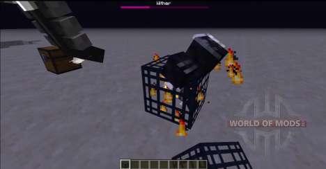 Personalizado Spawner turbas para Minecraft