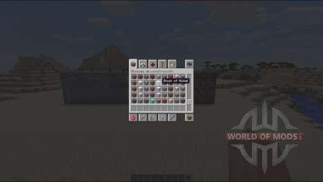 Nuevo mineral para Minecraft