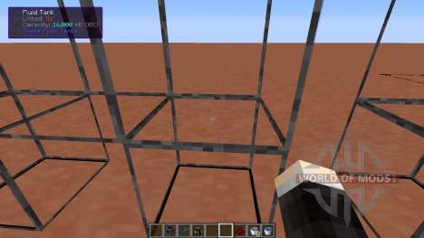 Tanques para Minecraft