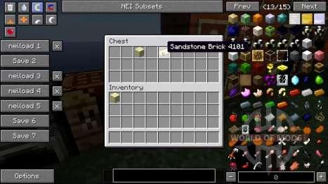 Nuevo mineral, nuevo botín para Minecraft