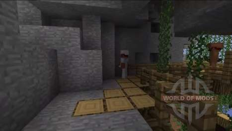 Mejora de las mazmorras para Minecraft