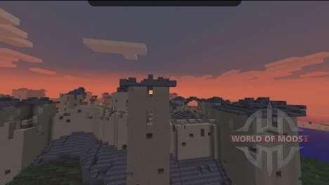 La ciudad de alimentación del generador de para Minecraft
