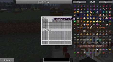 Secreto botones para Minecraft