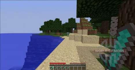 Super diamante artículos para Minecraft