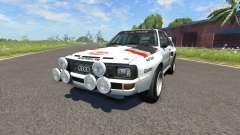 Audi Sport Quattro B2 (Typ 85Q) 1984 para BeamNG Drive