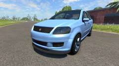 Declasse Asea (Grand Theft Auto V) para BeamNG Drive