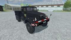 Kraz-s para Farming Simulator 2013