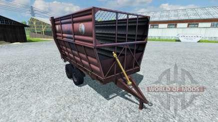 ROWE-6 y PIM-20 para Farming Simulator 2013