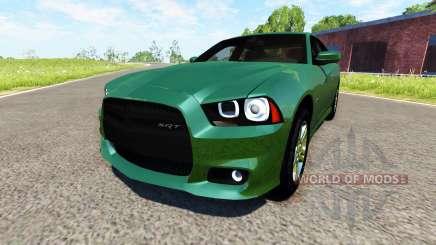 Dodge Charger SRT8 para BeamNG Drive
