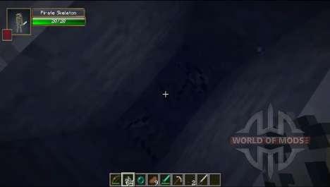 Los nuevos tipos de esqueletos para Minecraft