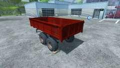 Semi-PTU-7.5 para Farming Simulator 2013