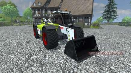 Carretilla elevadora CLAAS Escorpión 7040 VariPower v 2.1 para Farming Simulator 2013