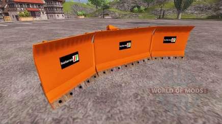 En forma de U hoja Holaras para Farming Simulator 2013