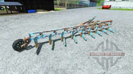 El arado PLN-9-35 para Farming Simulator 2013