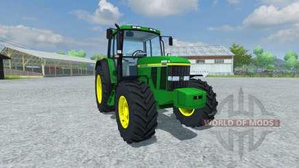 John Deere 6506 v1.5 para Farming Simulator 2013