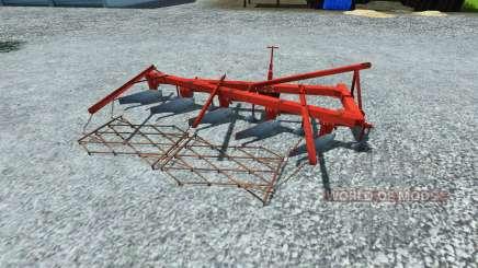 El arado PLN-5-35 para Farming Simulator 2013