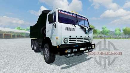 KamAZ-55111 1990 para Farming Simulator 2013