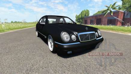 Mercedes-Benz E420 W124 tuning para BeamNG Drive
