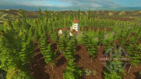 Ubicación De Aldea- para Farming Simulator 2015