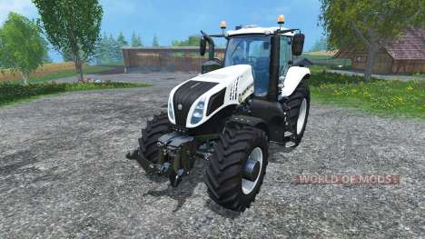 New Holland T8.435 v1.2 para Farming Simulator 2015