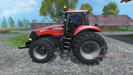 Case IH Magnum CVX 380 v1.4 para Farming Simulator 2015