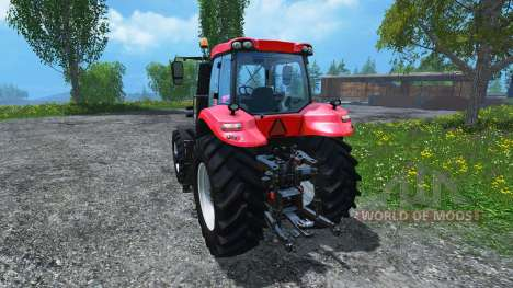 New Holland T8.485 2014 Red Power Plus v1.2 para Farming Simulator 2015