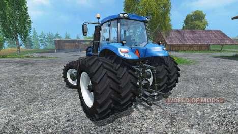 New Holland T8.320 DW para Farming Simulator 2015